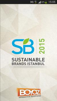 Sustainable Brands 2015 poster