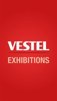 Vestel Exhibitions poster