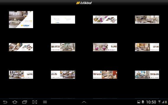 İstikbal Mobil Katalog apk screenshot