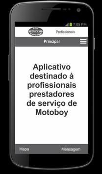 Boy Viny Express - Motoboy apk screenshot