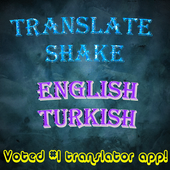 Translate English to Turkish icon
