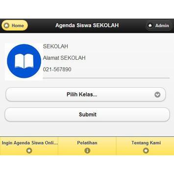 Agenda Siswa SDK 2 PENABUR Jkt apk screenshot