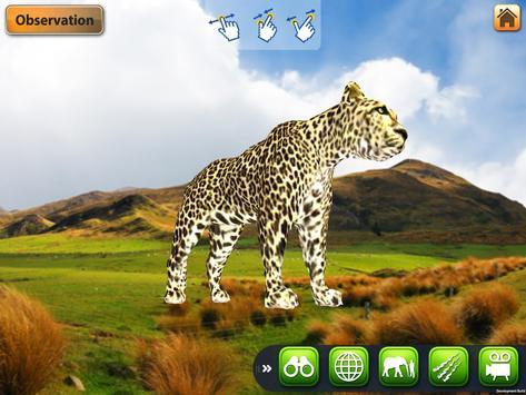EVOANIMAL 3D HOM - AR Book apk screenshot