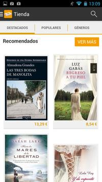 Fnac ebooks apk screenshot