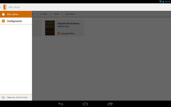 eBiblio Melilla apk screenshot