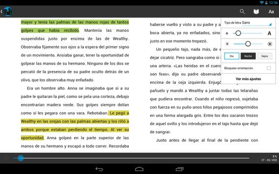 eBook Torrelodones apk screenshot