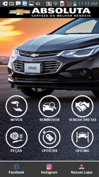 Absoluta Chevrolet apk screenshot
