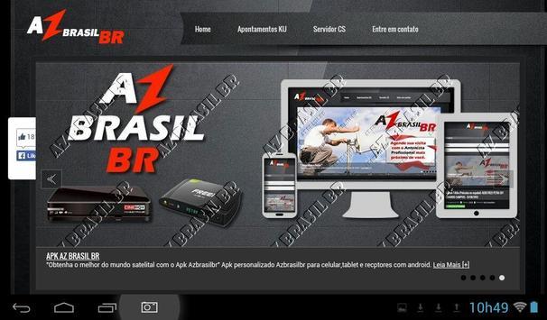 AZ BRASIL BR apk screenshot