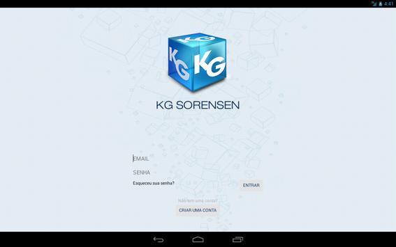 KG Sorensen Tablet apk screenshot