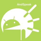 AndSpeak icon