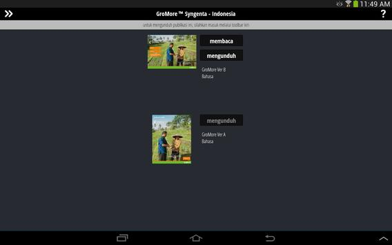 GroMore™ Syngenta - Indonesia apk screenshot