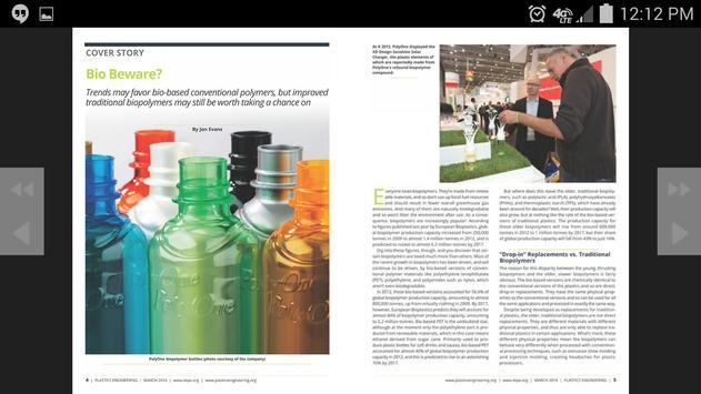 SPE Magazine apk screenshot