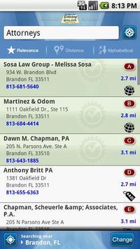 Brandon Directory Yellow Pages apk screenshot