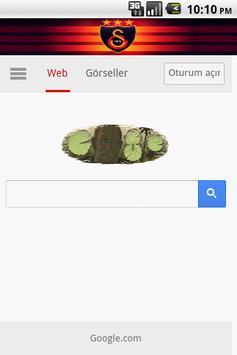 Galatasaray Browser - Tarayıcı poster