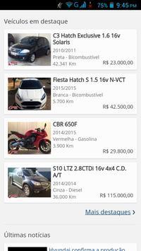 Carros Usados Brasil apk screenshot