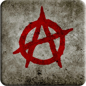 Anarchy water effect LWP icon