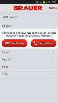 Brauer Service Call Assistant apk screenshot