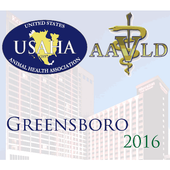 AAVLD USAHA Annual Meeting icon