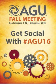 AGU Fall Meeting apk screenshot