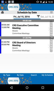 CRS Meeting apk screenshot