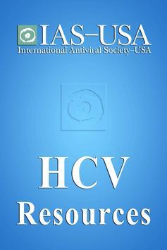 IAS-USA HCV Resources poster