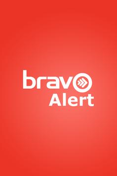 Bravo Alert poster