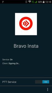 Bravo Insta poster