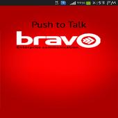 Bravo PTT Test icon