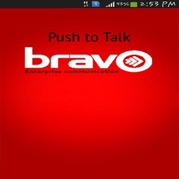 Bravo PTT Test apk screenshot