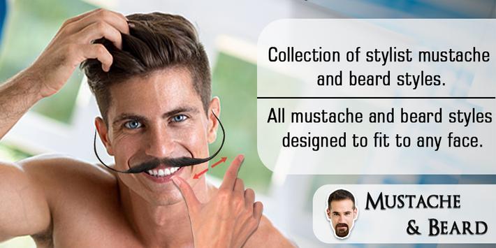 Mustache Beard Photo Maker apk screenshot
