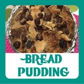 Bread Pudding Recipes Full icon