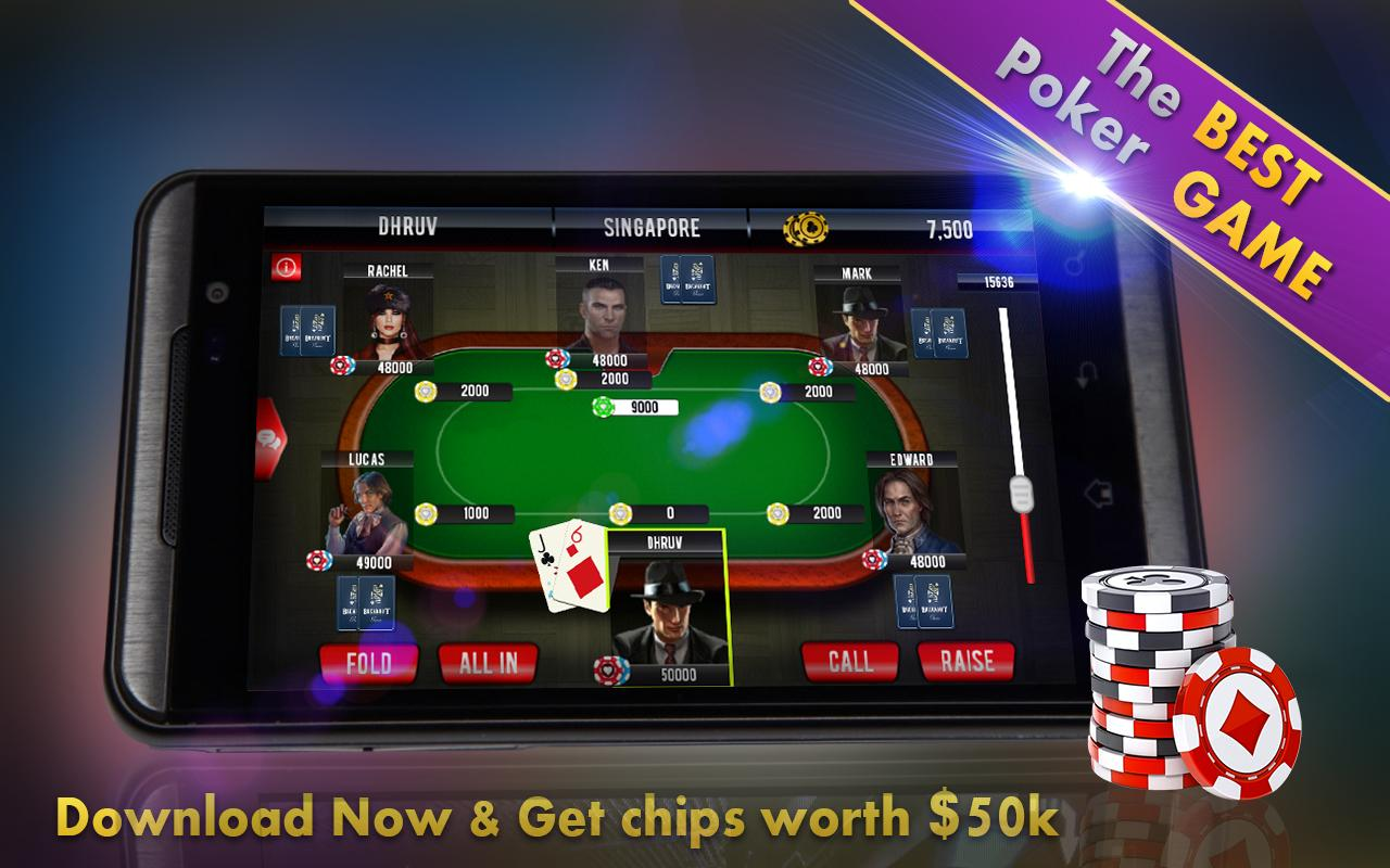 Casino Poker Games