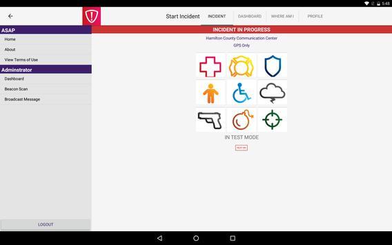 ASAP Enterprise apk screenshot
