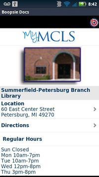 Monroe County Library System apk screenshot