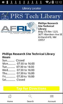 PRS Tech Library apk screenshot