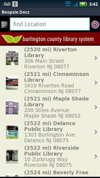 BurlingtonCountyLibrarySystem apk screenshot