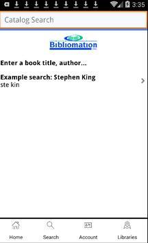 Bibliomation, Inc. apk screenshot