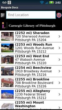 Carnegie Library of Pittsburgh apk screenshot
