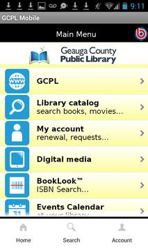 Geauga County Public Library apk screenshot