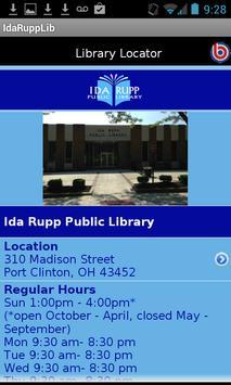 Port Clinton Public Library apk screenshot