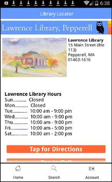 Lawrence Library Mobile apk screenshot