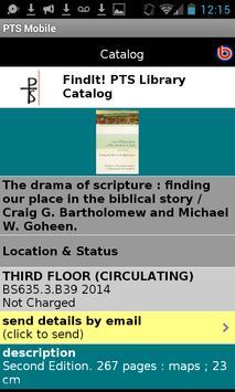 Princeton Theological Seminary apk screenshot