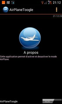 AirPlaneToogle poster