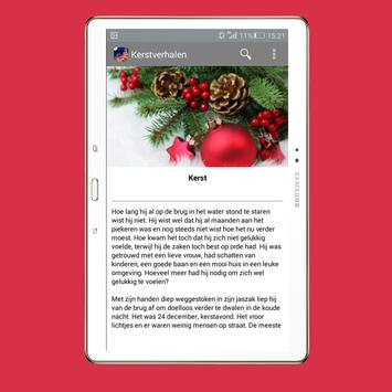 Kerstverhalen apk screenshot