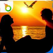 Romantische verhalen icon