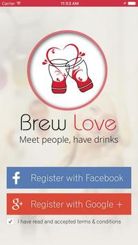 Brew Love poster