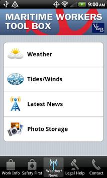 Maritime Workers Tool Box apk screenshot