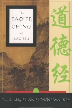 Tao te Ching of Lao Tzu ☯ poster