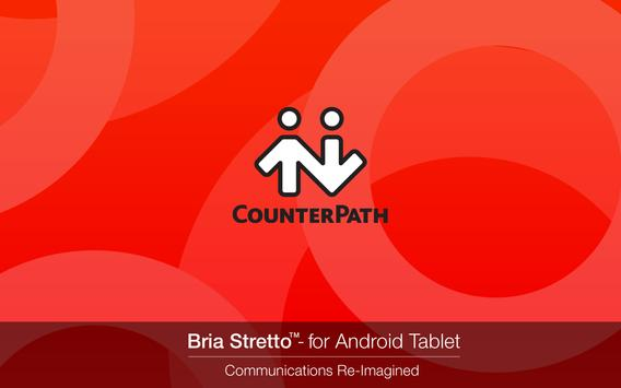Bria Stretto™ for Good Tablet poster