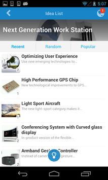 Ideas by Brightidea apk screenshot